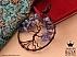 مدال مس آمتیست طرح درختچه - 39507 - 1