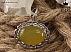مدال نقره عقیق شرف الشمس - 41574 - 1