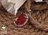 مدال نقره عقیق یمن فاخر - 41692 - 1