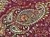 ترمه رومیزی بزرگ طرح شبنم - 42502 - 4