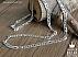 زنجیر نقره 57 سانتی - 43152 - 1
