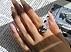 انگشتر نقره یاقوت آفریقایی کبود طرح لیندا زنانه - 43564 - 6