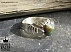 انگشتر نقره اپال شاهانه مردانه دست ساز - 44428 - 1