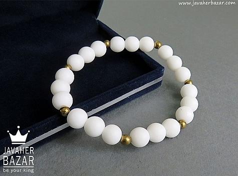 دستبند سنگ ماه تولد خرداد