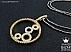 مدال نقره شیک - 45874 - 1
