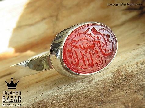 عکس انگشتر یا امام حسین