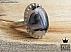 انگشتر نقره عقیق شجر زیبا مردانه - 46825 - 1