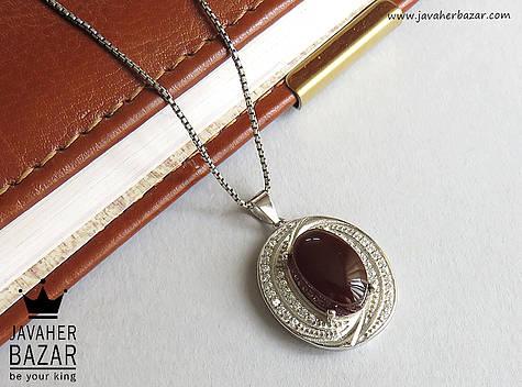 مدال سنگ ماه تولد بهمن