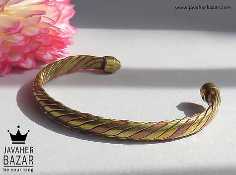 دستبند زرد زنانه