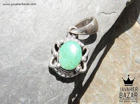 مدال فیروزه سبز