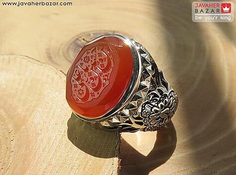 عکس انگشتر یا علی بن حسین