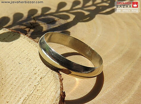 عکس حلقه ازدواج مردانه
