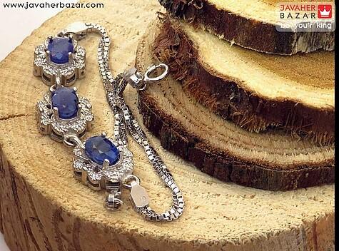 دستبند آبی