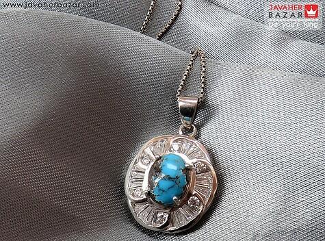 مدال فیروزه نیشابوری زنانه