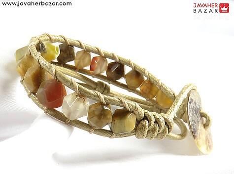 عکس دستبند مون استون زنانه