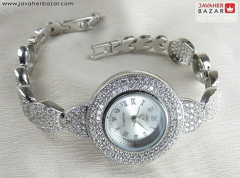 عکس ساعت سفید زنانه