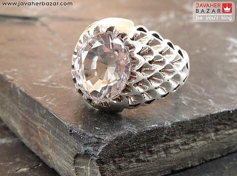 عکس انگشتر الماس مردانه