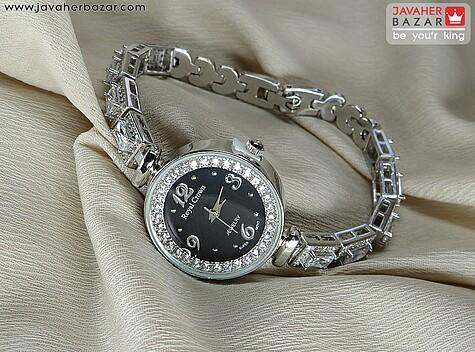 عکس ساعت سفید