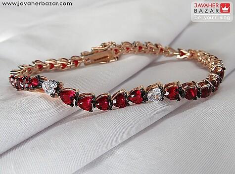دستبند یاقوت قرمز