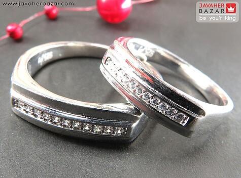 عکس حلقه ازدواج زنانه