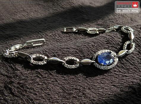 دستبند سنگ ماه تولد دی