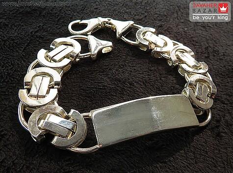 عکس دستبند در مردانه