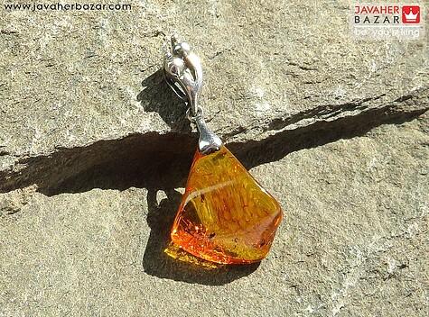 مدال نارنجی مردانه
