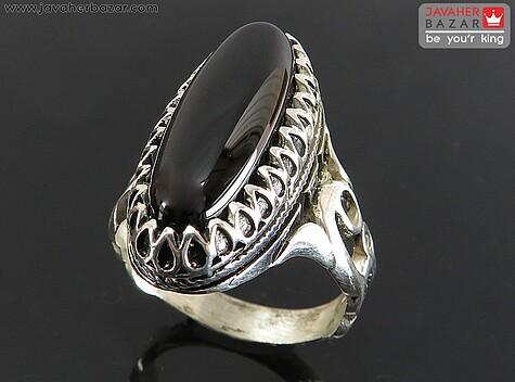 انگشتر سیاه