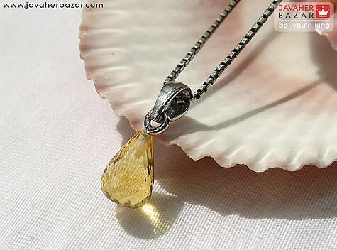 عکس مدال سیترین زنانه