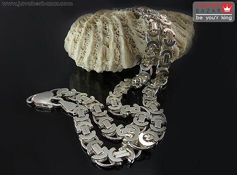 زنجیر نقره زنانه