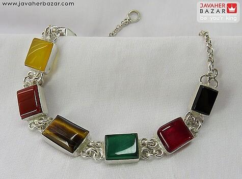 دستبند قهوهای زنانه