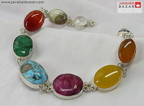 عکس دستبند حدید صینی