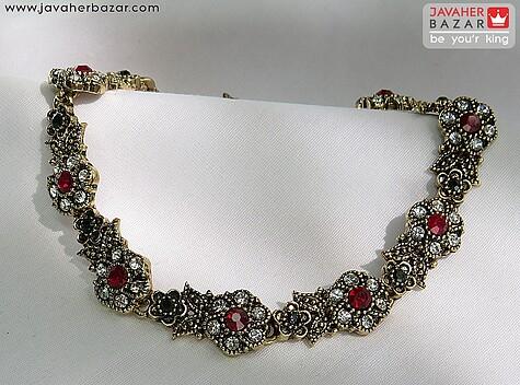 دستبند قرمز زنانه