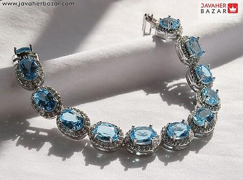 عکس دستبند توپاز سوئیس