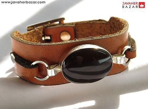 دستبند سنگ ماه تولد بهمن
