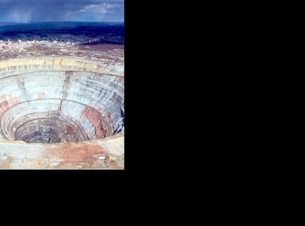 معرفی پنج معدن افسانه ای بر روی زمین