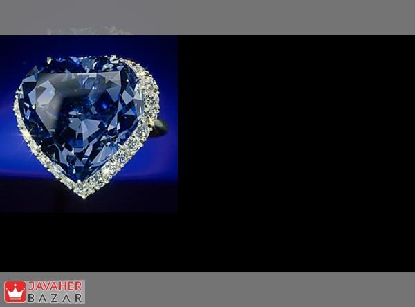 تاریخچه یکی از زیباترین الماس ها آبی Hope