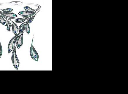 معرفی مجموعه جواهرات انیمالیا از برند دامیانی