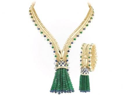 جواهرات جالب برند ون کلیف و آرپلز
