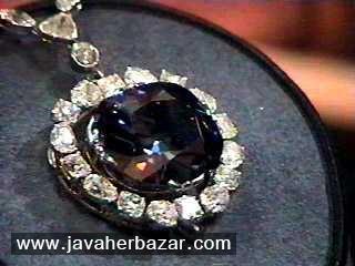 الماس امید در موزه اسمیتسونیان شهر پاریس