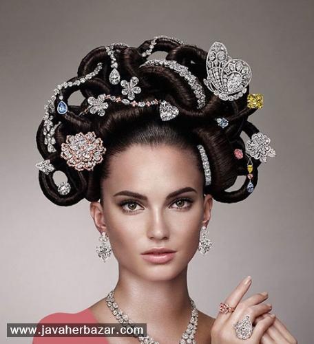 عجیب ترین و گران ترین جواهرات ساخته شده در جهان