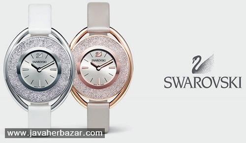 ارائه ساعتهای سواروسکی در نمایشگاه بازل ورلد 2016