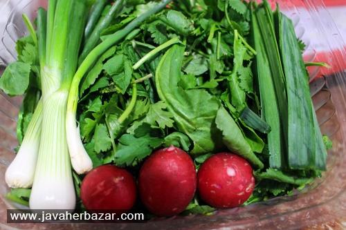 خواص بی نظیر سبزیجات